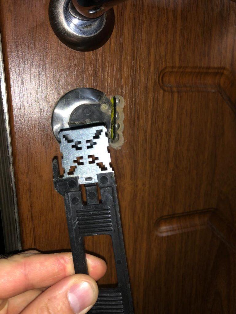Перекодировка замка Isety Mul-T-Lock