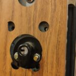 Замена цилиндра плавного хода фирмы Mul-T-Lock